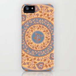 Indian style. Kalamkari. iPhone Case