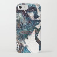 olivia joy iPhone & iPod Cases featuring Olivia by  Maʁϟ