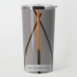 The Silver Trio Travel Mug