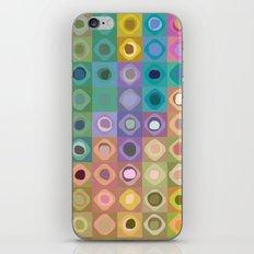 Geometric Color iPhone & iPod Skin