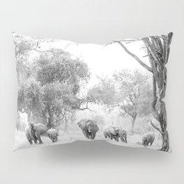 Luangwa Family Pillow Sham