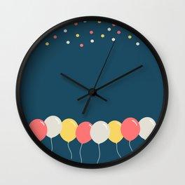 Baloon Wall Clock