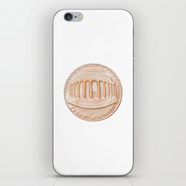 inflation iPhone Skin