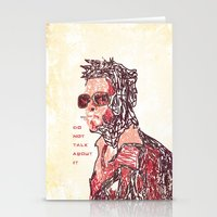 tyler the creator Stationery Cards featuring Tyler by Fimbis