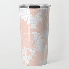 Blushed & Daised Travel Mug