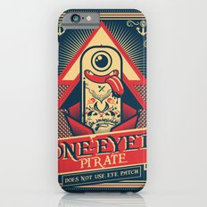 One-eyed Pirate iPhone 6s Slim Case
