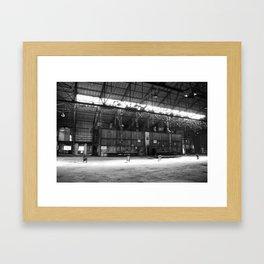 Abandon.  Framed Art Print