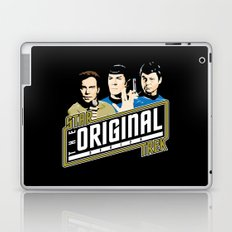 Star Trek TOS Trio Laptop & iPad Skin