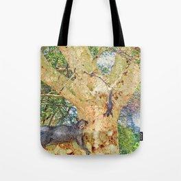 Squirrel Fever Tote Bag