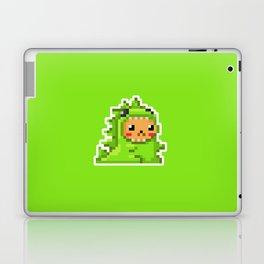 8bit Dinobear Laptop & iPad Skin