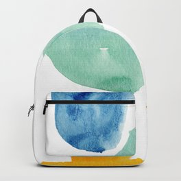 Abstract Figure Backpack