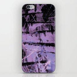 Sliced Splatter iPhone Skin