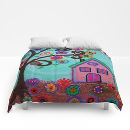 Whimsyland Comforters