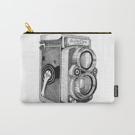 Rolleiflex Vintage Camera Carry-All Pouch