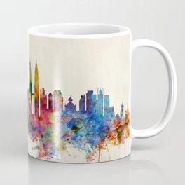Kuala Lumpur Malaysia Skyline Coffee Mug