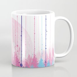 rainy forest 2 Coffee Mug