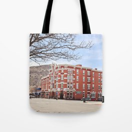 Strater Hotel, Durango Tote Bag