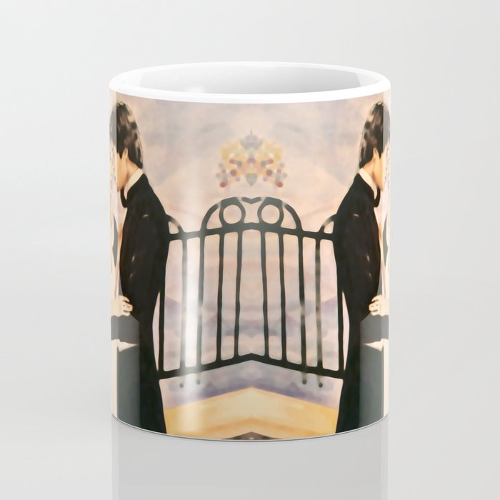 Classy couple in love Coffee Mug