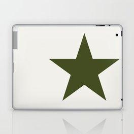 Vintage U.S. Military Star Laptop & iPad Skin