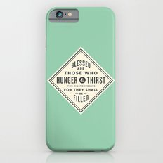 Hunger & Thirst iPhone 6 Slim Case