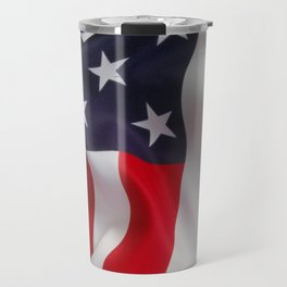 American Flag - the Stars and Stripes Travel Mug