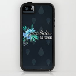 She Persisted iPhone Case