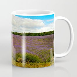 Cotswold Lavender Coffee Mug