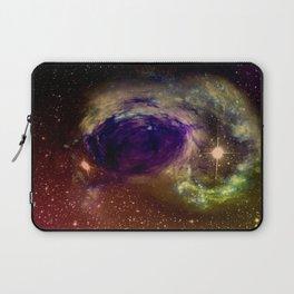 Galaxy Warps Laptop Sleeve