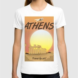 Athens travel by air! T-shirt