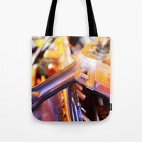 tool Tote Bags featuring Tool Box by AlyssasMangos