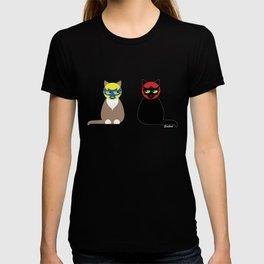 Gatos Luchadores T-shirt