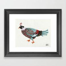 Pheasant Noble 2 Framed Art Print