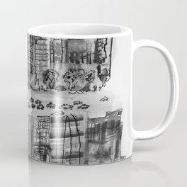 NYC gray Coffee Mug