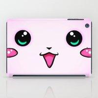 kawaii iPad Cases featuring KAWAII by Ylenia Pizzetti