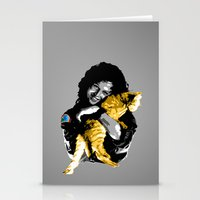 ripley Stationery Cards featuring Officer Ripley by Naavech Verro