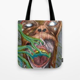 Man Suit Tote Bag