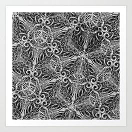 Iris of Argus Art Print