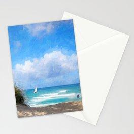 Beach Idylle 2018 Stationery Cards