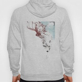 Dreaming about wolves Hoody