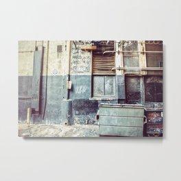 Alley ''97 Metal Print