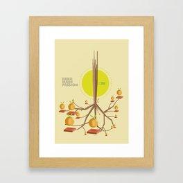 NP 005 Framed Art Print