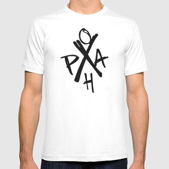 Penn-Ohio Underground - Hardcore Logo T-shirt