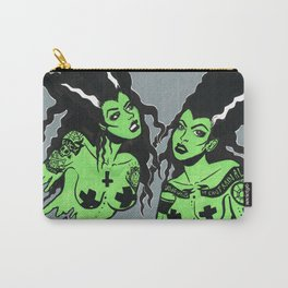Zombie Women Carry-All Pouch