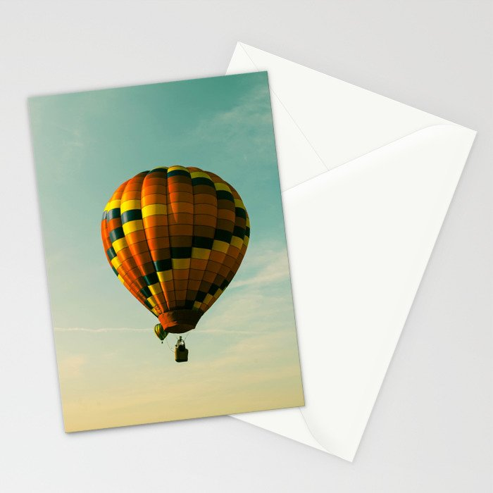 Touching The Tree Tops Stationery Cards