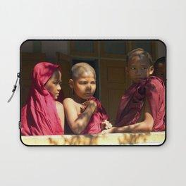 Reflections of Myamar Laptop Sleeve