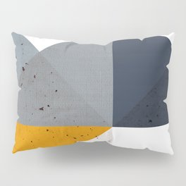 Modern Geometric 19/2 Pillow Sham