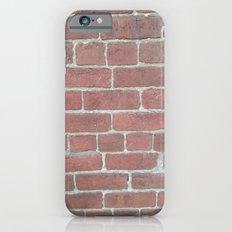 Soft Rock Brick Front Slim Case iPhone 6s