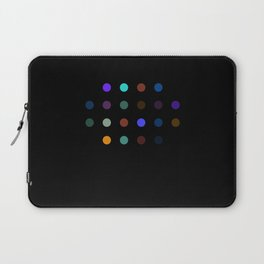 Damien Hirst, outspoken again! Laptop Sleeve
