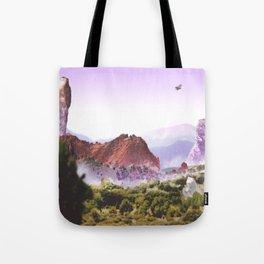 Garden of the Gods Tote Bag