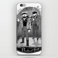 U-boat  iPhone & iPod Skin